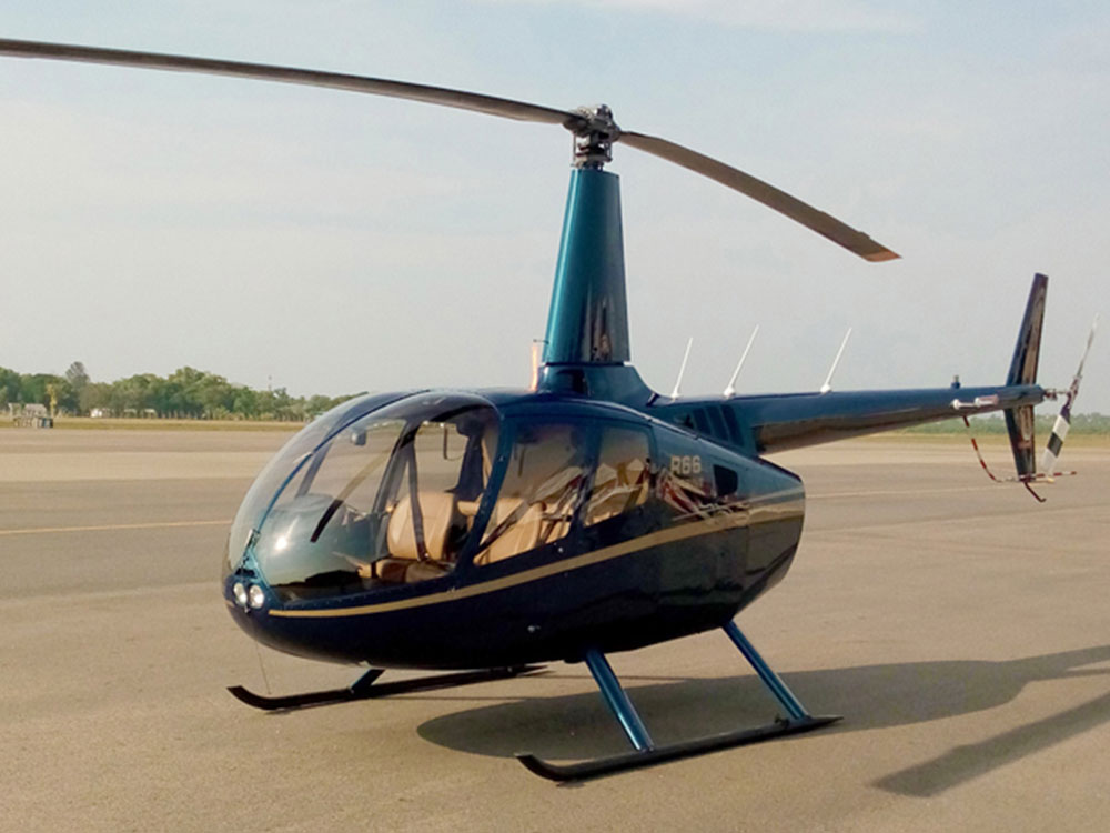 Helicopter tours in Sri Lanka - Helicopter rides in Sri Lanka