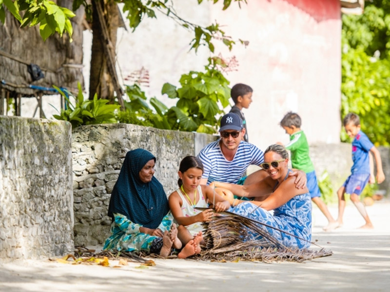 Maldives Island Adventure Tours