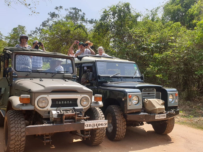 Sri Lanka adventure tours with trekking and cycling - Trekking and cycling adventure tours in Sri Lanka